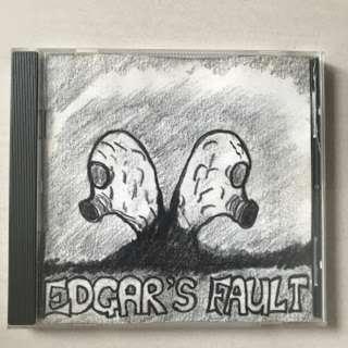 CD Edgar's Fault - Edgar's Fault (1991)