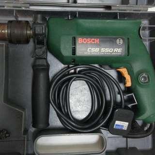 Bosch 550W Cord Drill