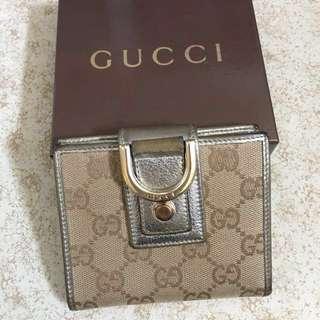 Gucci Wallet 短銀包
