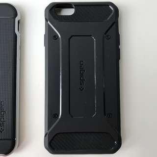 Casing Spigen iPhone 6/6s Ultra Rugged & 6/6s Plus Liquid