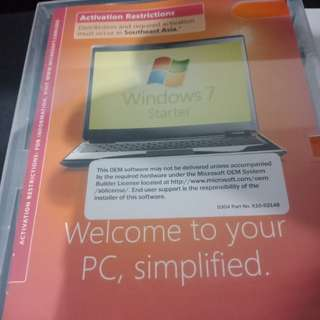 Windows 7 and 8.1 Original Operating Systems