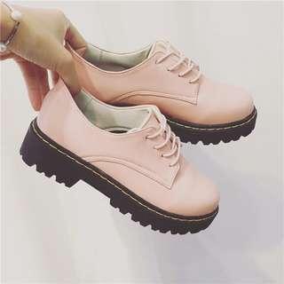 Korea Retro High Heels Boots