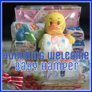 Humming Baby Hamper