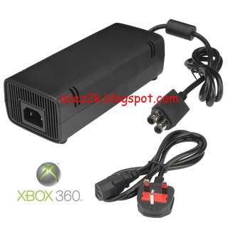 [BNIB] Xbox 360 Slim OEM AC Power Adapter (Brand New Boxed)