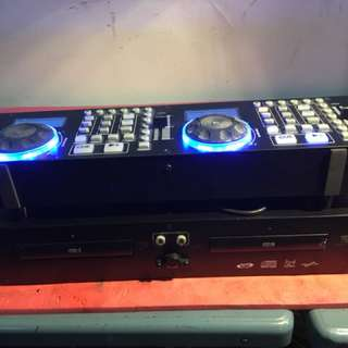 Delta Audio DCD9000 Dual Deck CD player