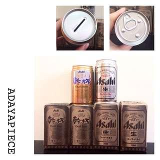 Asahi 啤酒貯金箱