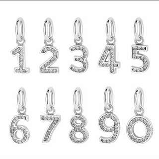 Lucky number charm