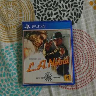 PS4 L.A Noire