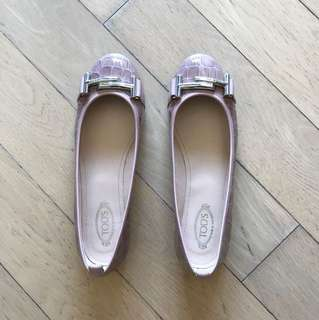 Tod's shoes (flats)