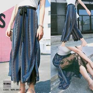 Culotte Pants WPL-0013