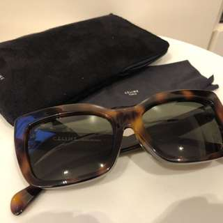 CELINE sunglasses 100% new & real