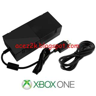 [BNIB] Xbox One XB1 OEM AC Power Adapter (Brand New Boxed)