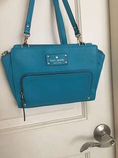 Authentic Kate Spade Sling leather bag