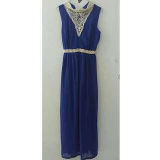 FLASH SALE Long Dress Benhur