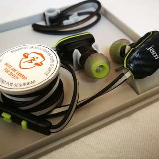 Jam Mini In-ear Wireless Earphones