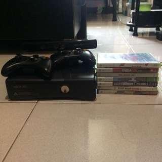 Xbox 360 w/ wii