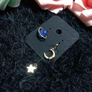 韓國星球耳環