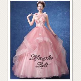 Evening gown for rent or sale