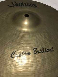 "Soultone 14"" Custom Brilliant Hi Hats"