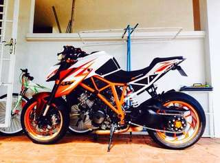 KTM Beast for sale
