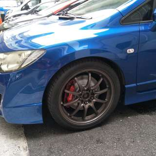 Honda Civic Type-R 2.0 Manual