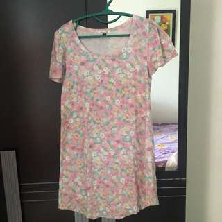 Casual Dress Pink