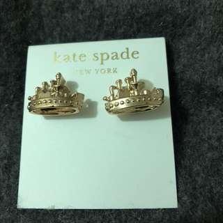 Kate Spade Earrings Ship 船款金色耳環
