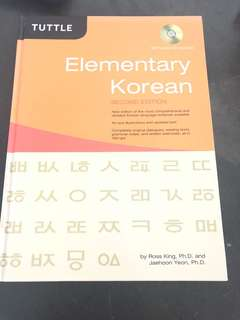 Tuttle Elementary Korean Second Edition