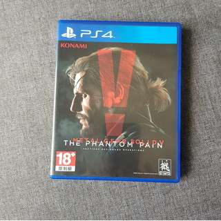 PS4 Metal Gear Solid V: The Phantom Pain