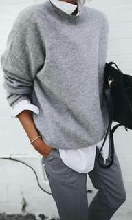Collar shirt pullover double layered