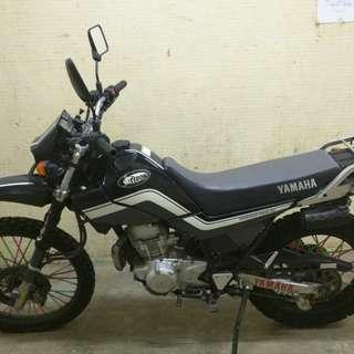 Yamaha xt225 鹿仔