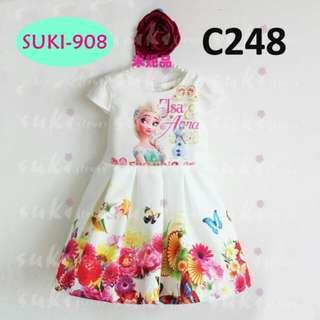 C248 Dress Suki-908