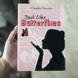 Just like Butterflies-Claudia Natasia