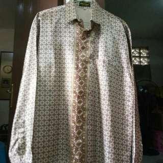 Batik Pria Semi Sutera