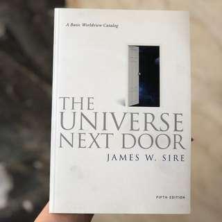 The Universe Next Door-James W. Sire