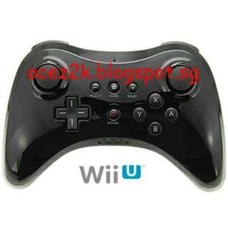 [BNIB] Wii U Pro Controller - White (Brand New Boxed)