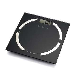 Glass Panel Digital Body Weighing Scale