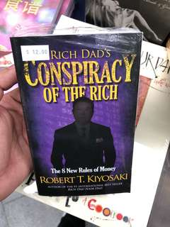 Rich Dad : Rich dad's conspiracy of the rich