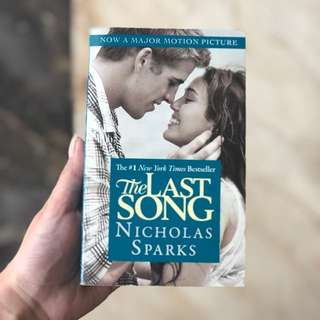 The Last Song-Nicholas Spark