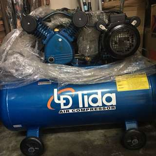 Lida 2HP Air Compressor