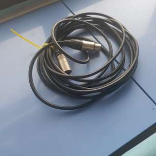 XLR MIC CABLE