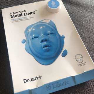 Dr Jart+ Rubber Mask Moist Lover