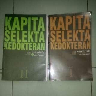 Kapita Selekta Kedokteran, edisi IV jilid I dan II