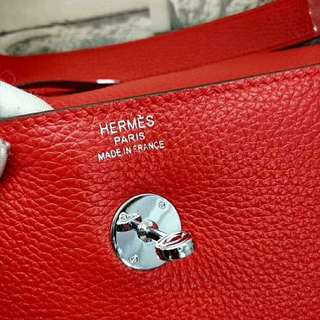Hermes Lindy 10A Quality