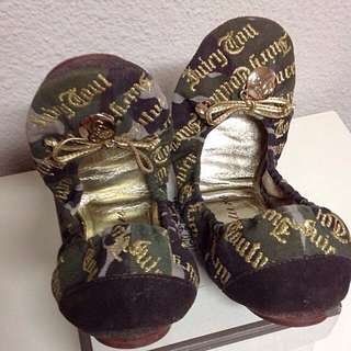 Juicy Couture Bendable Flat Shoes
