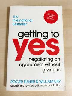 【Last Piece!】Getting YES to Negotiation