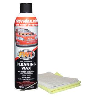 Fastwax Waterless Car Wash & Cleaning Wax