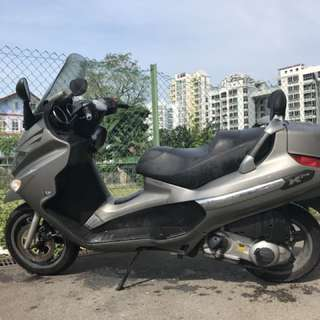 Piaggio Xevo-125 scooter for sale
