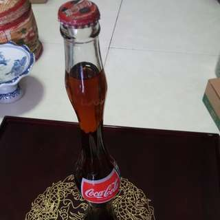 Vintage coca cola bottle