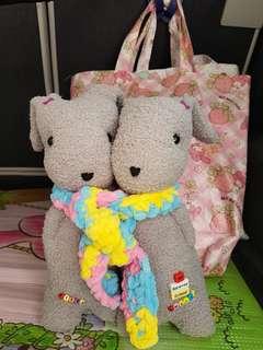 Customise rabbit buddy